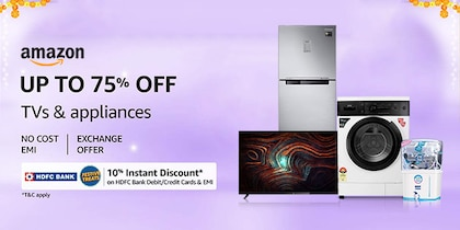 Amazon Great Indian Festival Sale-DOD-Carousel- Appliances