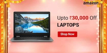 Amazon Great Indian Festival Sale Gadgets DOD Laptop Offers