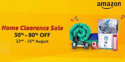 Amazon Home Clearance Sale