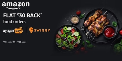 Amazon Pay Food Offer