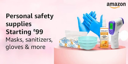 Amazon Personal-Safety-Supplies