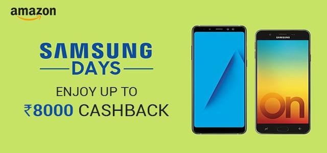 Promo code cashback offers coupon code best deals online india amazon samsung days fandeluxe Gallery