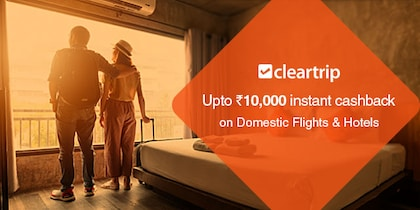Cleartrip-Domestic-Hotel-and-Flight-Offer