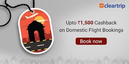 Cleartrip Flights Special