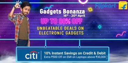 Flipkart Gadgets Bonanza