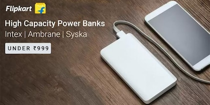 Flipkart Powerbank Offer