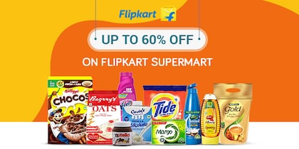 Flipkart Supermart Offer