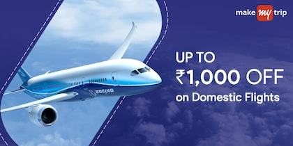 MMT Domestic Flights Offer