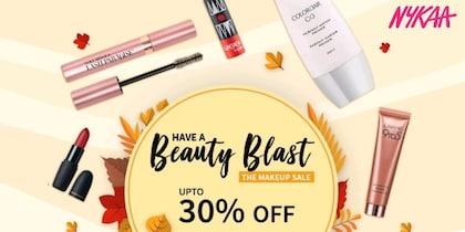 Nykaa Beauty Blast Sale