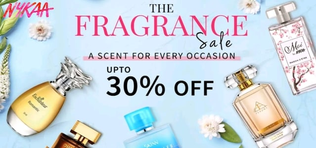 Nykaa Fragrance Sale