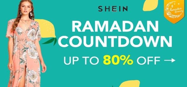 SheIn Ramadan Offer