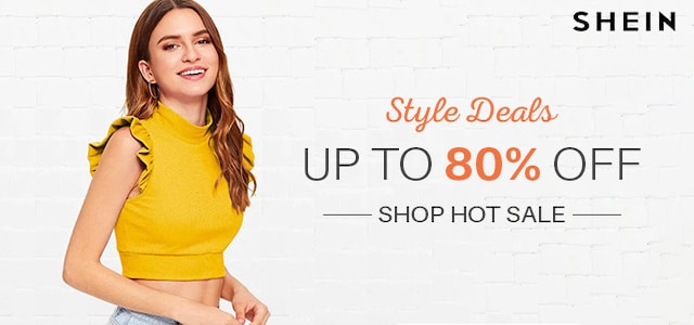 SheIn Style Offer