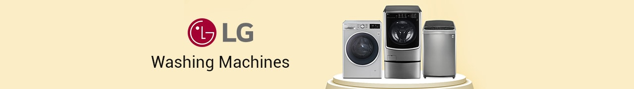 LG Washing Machines