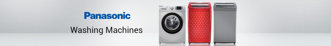 Panasonic Washing Machines