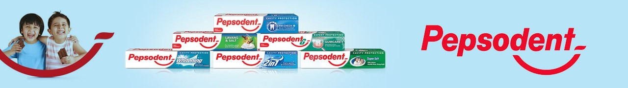 Pepsodent Products