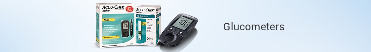 Glucometers Price In India