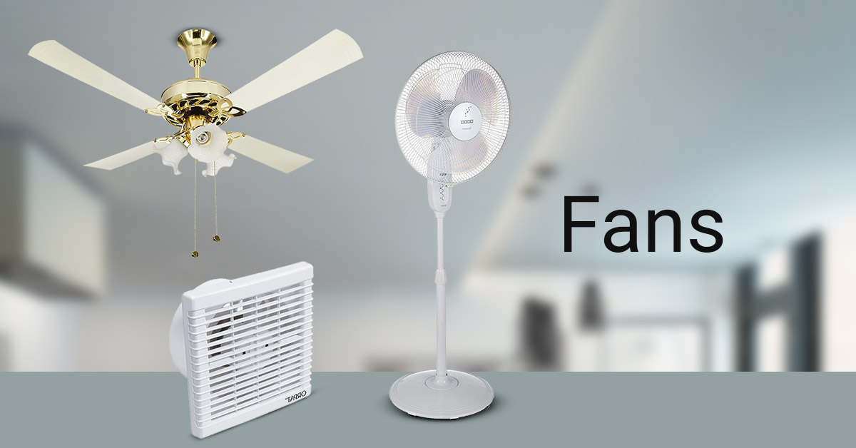 Fans Price in India | Buy Fans Online September 2019