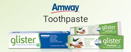 Amway Toothpaste