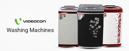 Videocon Washing Machines