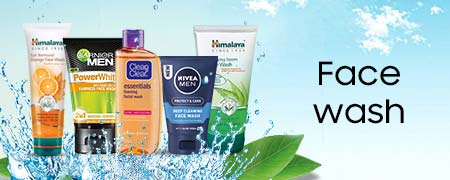 Face Wash Products