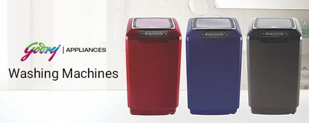 Godrej Washing Machines