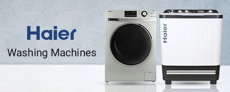 Haier Washing Machines