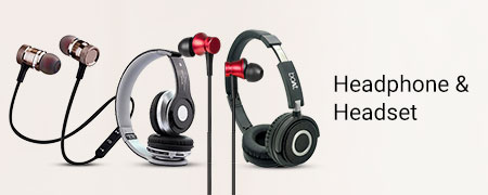 Zebronics Headphones and Headsets