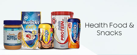Health Food and Snacks Products