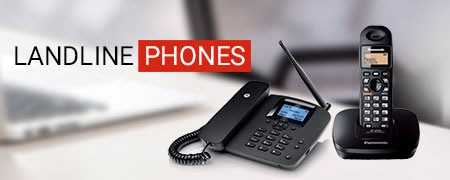 Panasonic Landline Phones Price in India