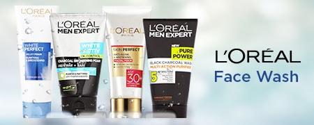 Loreal Face wash