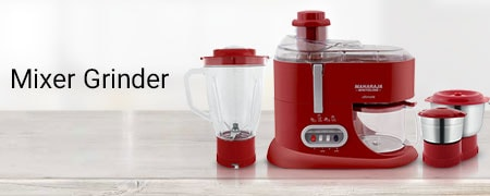 Mixer Grinder Price in India