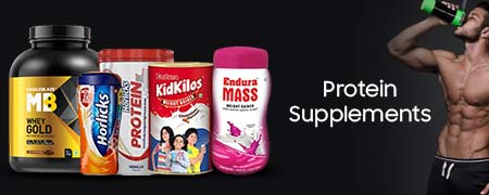 Protein Supplements Products