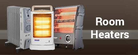 Bajaj Room Heaters Price in India