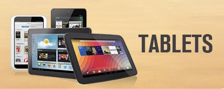 Tablets Price in India