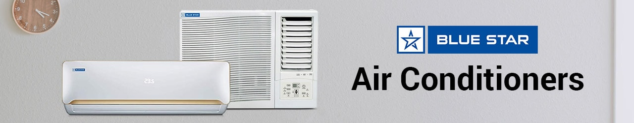 Blue Star AC Price in India