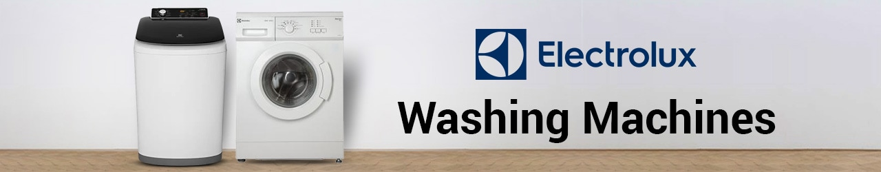 Electrolux Washing Machines Price List in India