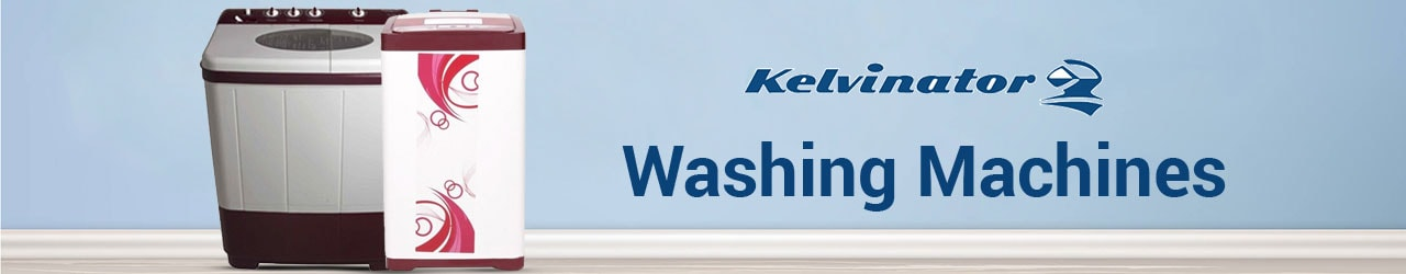 Kelvinator Washing Machines Price in India