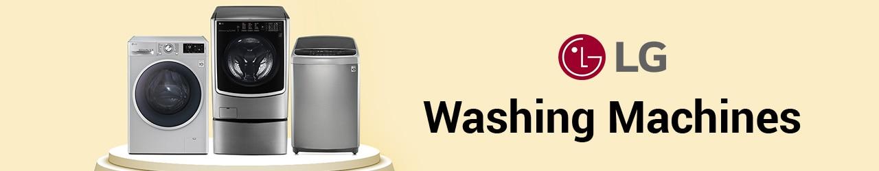 LG Washing Machines Price in India
