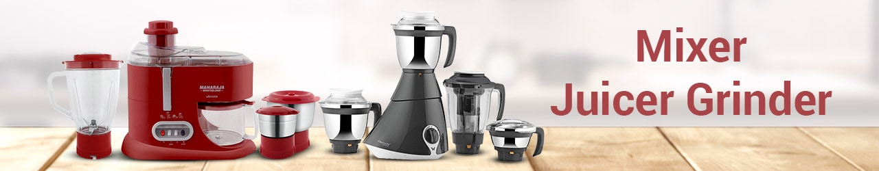 Mixer Juicer Grinder Price In India