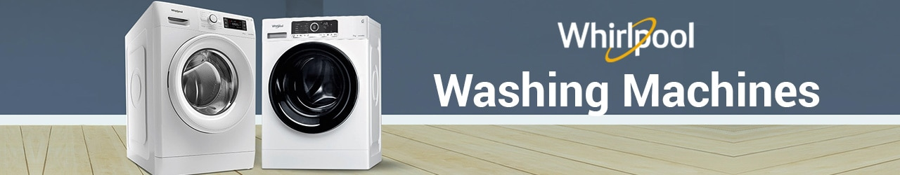 Whirlpool Washing Machines Price in India