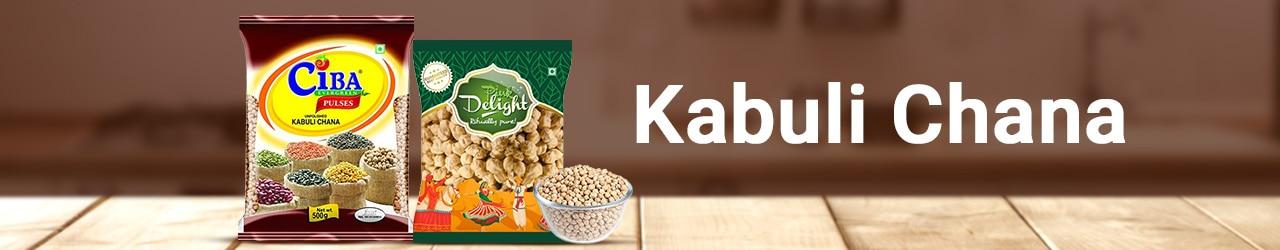 Kabuli Chana Price List in India