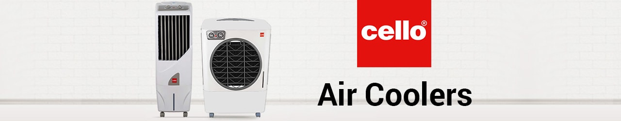 Cello Air Coolers Price in India
