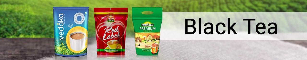 Black Tea Price List in India
