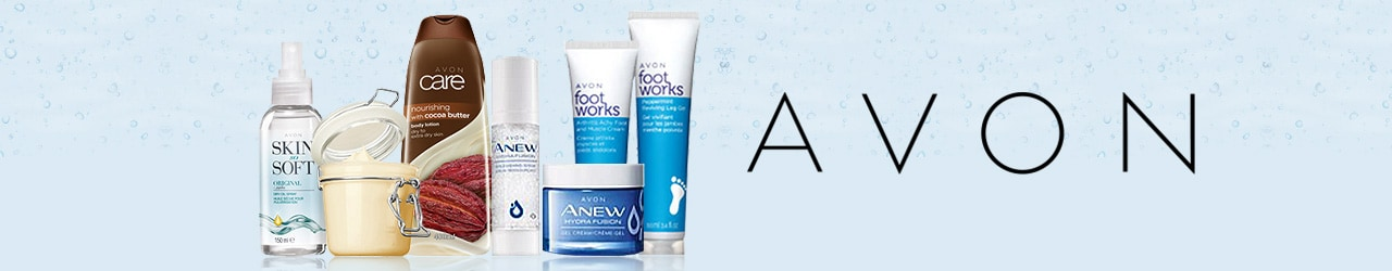 Avon Products List