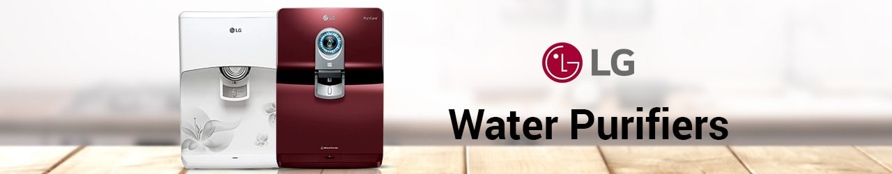 LG Water Purifiers Price in India