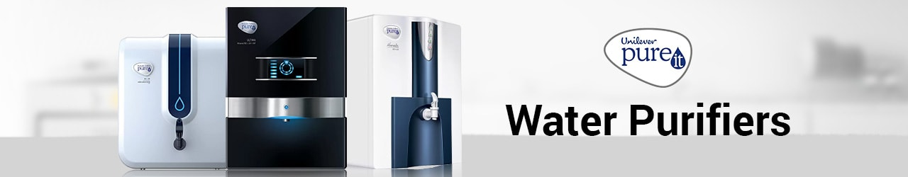 Pureit Water Purifiers Price in India
