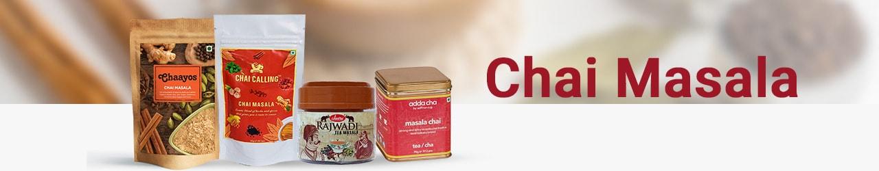 Chai Masala Price List in India