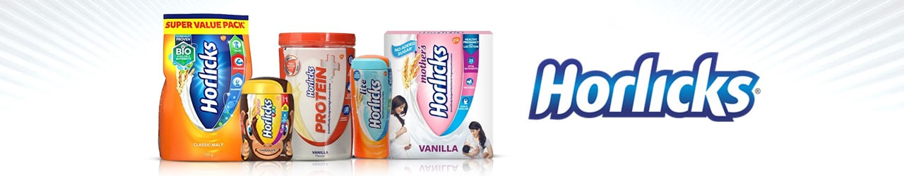 Horlicks Products List