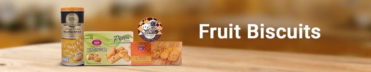 Fruit Biscuits