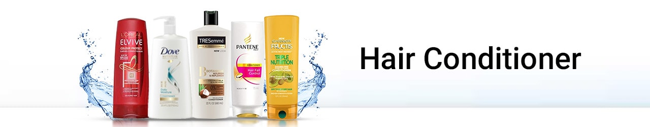 Hair Conditioner Price List in India